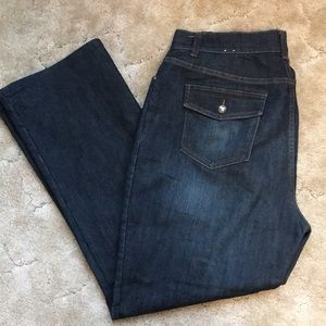 Classic Fit Jeans by Christopher & Banks